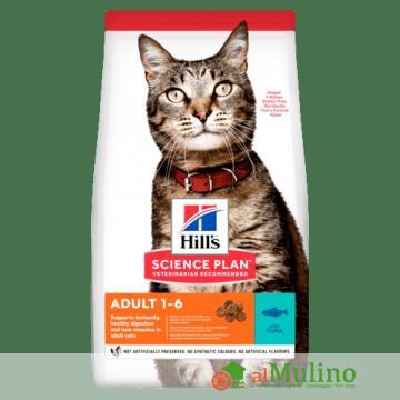 HILL'S - HILL'S ADULT TONNO GATTO KG. 1,5 ++++