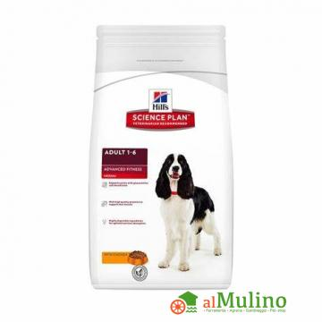 HILL'S - HILL'S ADV FITNESS ADULT MEDIUM POLLO KG2.5 DOG ++++