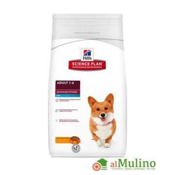 HILL'S - HILL'S ADV FITNESS ADULT MINI POLLO GR800 DOG ++++