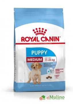 - ROYAL CANIN MEDIUM PUPPY KG. 1