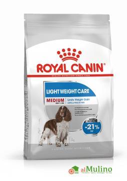ROYAL CANIN - ROYAL CANIN SHN MEDIUM LIGHT WEIGHT CARE 3KG ++++