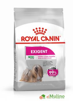 ROYAL CANIN - ROYAL CANIN SHN MINI EXIGENT  1KG ++++