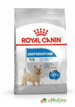 ROYAL CANIN - ROYAL CANIN MINI LIGHT WEIGHT CARE 1 KG ++++