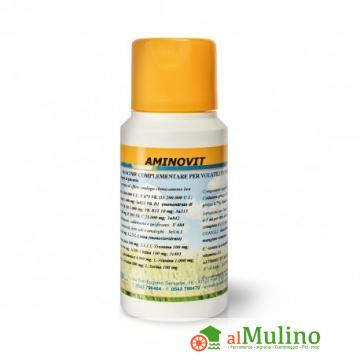 - CHEMIFARMA AMINOVIT ML. 100