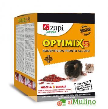 ZAPI INDUSTRIE CHIMICHE SPA - ZAPI OPTIMIX 5 CEREALI 1,5KG.