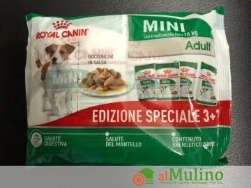 ROYAL CANIN - ROYAL CANIN MINI ADULT 4X85 GR. ++++