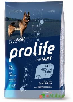 - PROLIFE SMART CANE MEDIUM\LARGE TROTA E RISO KG.2,5