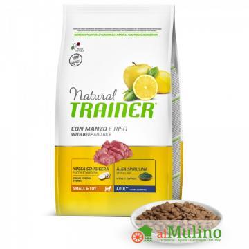 TRAINER - TRAINER PROSCIUTTO CRUDO RISO GR.800 ++++