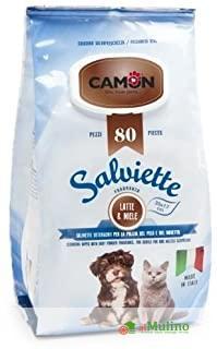 - CAMON SALVIETTE PZ.100 LATTE E MIELE