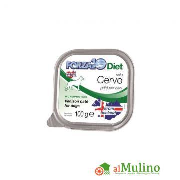 SANYPET SPA - FORZA 10 SOLO DIET CERVO G 100 ++++