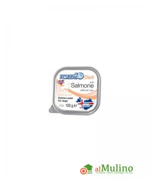 SANYPET SPA - FORZA 10 SOLO DIET SALMONE G 100 ++++