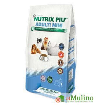 NUTRIX PIU SRL - NUTRIX PIU ADULT MINI 1,5 KG