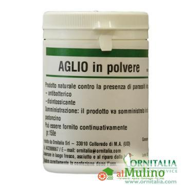 - ORNI AGLIO IN POLVERE GR 150 COD.7297