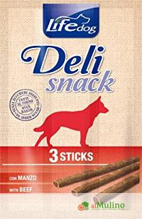 - LIFE DOG DELY SNACK MANZO 1X3