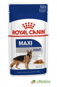 ROYAL CANIN - ROYAL CANIN MAXI ADULT GR.140 BUSTINA ++++