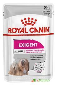 ROYAL CANIN - ROYAL CANIN EXIGENT 12X85GR. CANE ++++